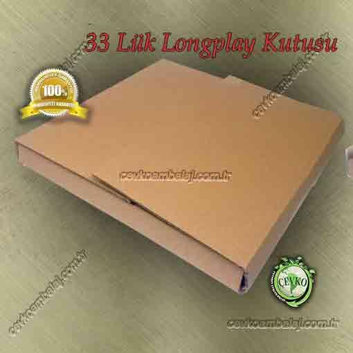 33 lük longplay-plak-zarf-kargo--kutuları-cevko-matbaa-ambalaj