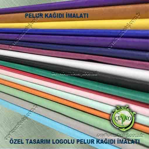 rengli Pelur kağıdı